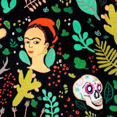 Illustrazione Frida Kalho - Mala Strella