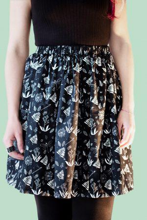 Ferny skirt - Mala Strella