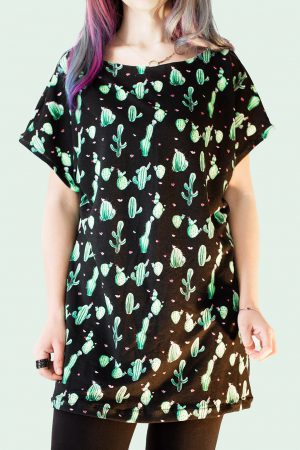 Succulent minidress - Mala Strella